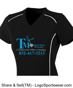 Ladies Winning Streak Jersey Design Zoom